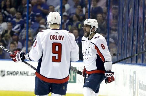 Alex Ovechkin, Braden Holtsby shine in Game 7, Caps beat Lightning