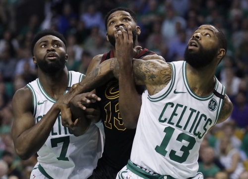 Boston Celtics vs. Cleveland Cavaliers: Marcus Morris, Terry Rozier, Larry Nance handed technical fouls after dust-up