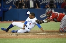 Blown save for Tyler Clippard, Jays lose