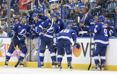 Lightning-Capitals: Tampa Bay had it's chances. Here's the best ones
