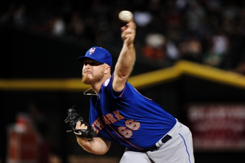 Former NY Met Josh Edgin signs minor-league deal with rival Washington Nationals