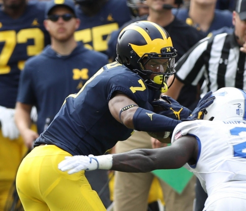 Tarik Black's return, better fundamentals could boost Michigan WRs