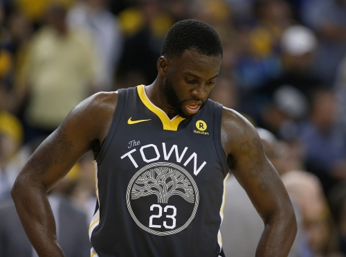 "NBA playoffs: Warriors are ""pissed off"" and ""encouraged"" entering Game 5 vs. Rockets"