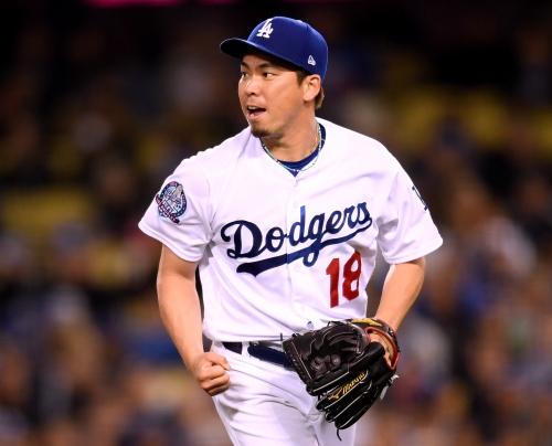 Kenta Maeda strikes out 12 as Dodgers shut out Rockies