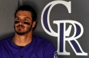Nolan Arenado formally apologizes to Hi-Chew carton he roughed up in dugout outburst during series opener in Los Angeles