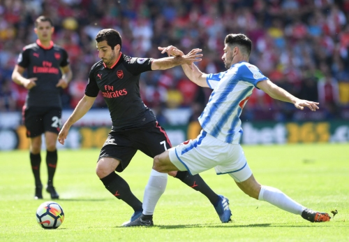 Henrikh Mkhitaryan tells Unai Emery what he expects from him at Arsenal