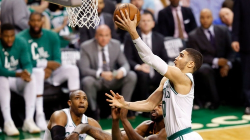 Why Brad Stevens Knew Jayson Tatum Would Come Up Big In Game 5 Vs. Cavs