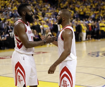Rockets return home for Game 5 against Warriors