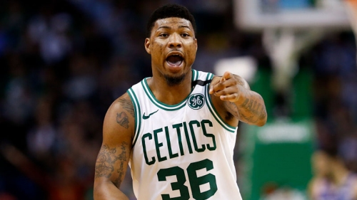 Celtics' Marcus Smart Takes Shot At NBA All-Defensive Team Voters
