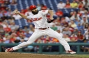 Jake Arrieta aces up, Phillies beat Braves 4-0
