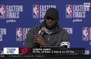 LeBron James displays his incredible memory once again in breaking down his Game 5 turnovers