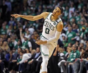 Jayson Tatum among elite NBA rookies