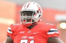 Washington Redskins UDFA profile - Timon Parris, OL, Stony Brook