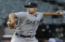 Gonzales allows 2 hits in 7 innings, Mariners blank A's 1-0