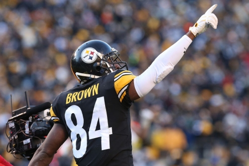 Podcast: Antonio Brown's wise words for Le'Veon Bell, as well as other OTA news
