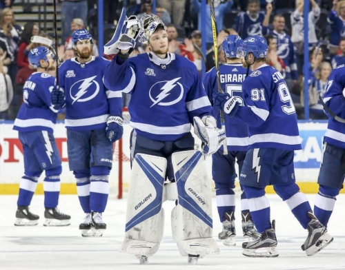 Postgame reactions from Lightning's Game 7 loss to the Capitals