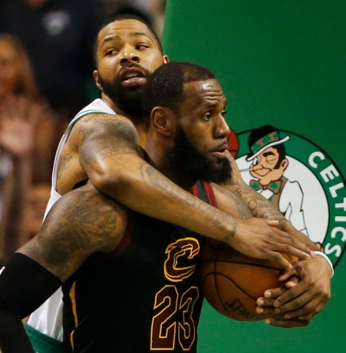 Cleveland Cavaliers vs. Boston Celtics: Winners and losers from Game 5