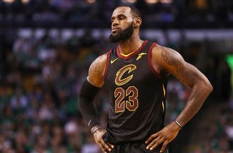 Nick Wright unveils the 2 reasons why LeBron's Cavs fell to the Boston Celtics in Game 5