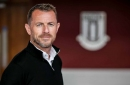 Stoke City 'just a stepping-stone' to bigger and better club for new boss Rowett