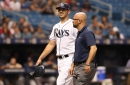 View from the catwalk: Faria injury will make Rays get creative