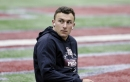 Looks like Johnny Manziel will ride the bench in the CFL