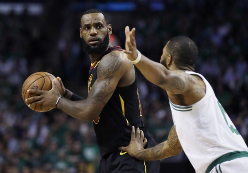 Does LeBron James have enough in the tank to beat Boston Celtics? Cavs superstar 'looked tired,' coach says