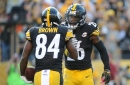 Steelers OTAs Day 2 Recap: Will Antonio Brown's advice for Le'Veon Bell fall on deaf ears?