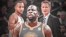 Stephen Curry, Steve Kerr believe Draymond Green deserved better than 2nd Team All-Defense