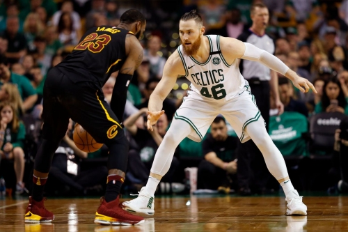 The art of switching: how a change in the starting lineup helped the Celtics' defense win Game 5
