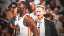 Warriors forward Draymond Green admits rift with Steve Kerr in 2016 was 'best' and 'worst' moment in their relationship