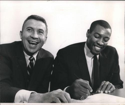 50 years ago, how the Milwaukee Bucks got their name