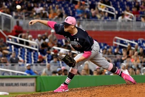 Braves may have building block in Daniel Winkler