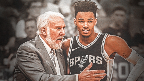 Dejounte Murray gives update on Gregg Popovich