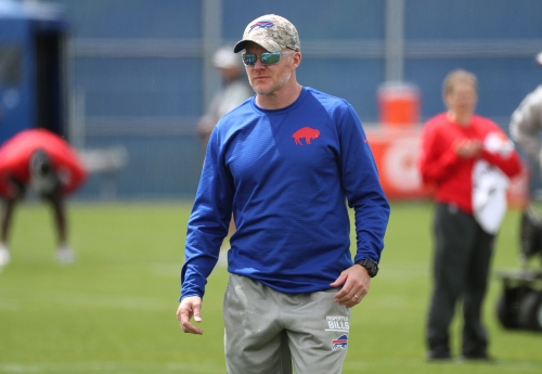 Sean McDermott has no comment on Richie Incognito incident, wishes him well
