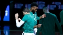 Jaylen Brown Accurately Sums Up Impact Of TD Garden Crowd After Game 5