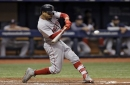 Mookie Betts leads MLB in homers, but would Boston Red Sox star join the Home Run Derby? 'Hell no'