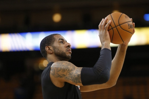 LaMarcus Aldridge named to the All-NBA Second-Team