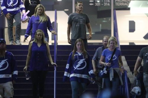 Lightning fans leaving Game 7 early: Understandable or bad form?