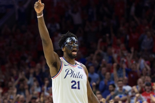 Joel Embiid named to All-NBA Second Team