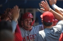 Angels bats come alive once again as they put 8-1 Nitro-boosted hurtin' on the Blue Jays