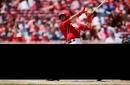 Eugenio Suarez blasts grand slam, Luis Castillo solid in Cincinnati Reds win over Pittsburgh Pirates