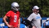 Detroit Lions OTAs report: Thoughts from Patricia, Stafford, Tate