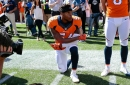 Broncos' Brandon Marshall calls President Trump's national anthem remarks 'disgusting'