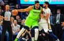 Anthony Davis, Karl-Anthony Towns make All-NBA teams