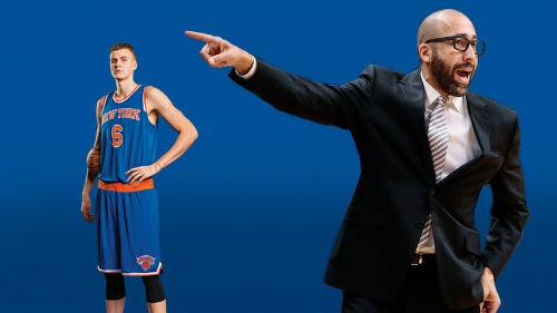 Knicks news: Kristaps Porzingis excited after speaking to new coach David Fizdale for first time