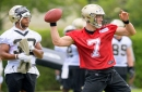 'I've never seen anyone like him at the position': Taysom Hill is off to a good start at OTAs