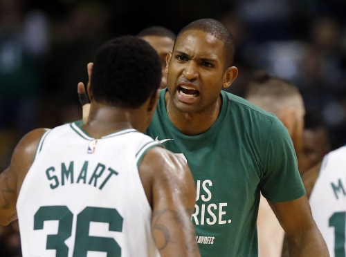 Boston Celtics, a win away from NBA Finals, had zero players voted to All-NBA teams