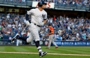Greg Bird should return to the NY Yankees on Saturday, could be in lineup
