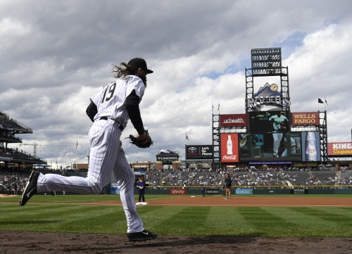 Rockies open homestand needing to crank up bats at Coors Field