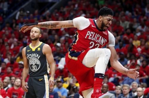 Pelicans' Davis named first-team All-NBA